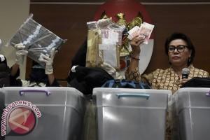 Basaria: KPK dalami sumber uang kasus Dirjen Hubla