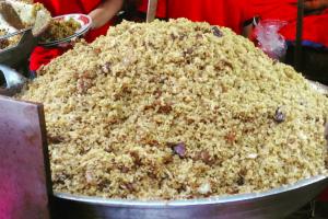 Menu Idul Adha - Nasi goreng ala Kebon Sirih