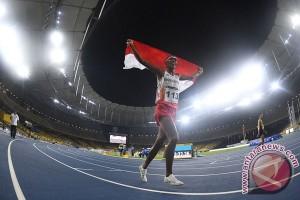 Agus Prayogo balas emas di 10.000 meter SEA Games