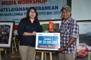 Pemenang Lomba Foto BNI