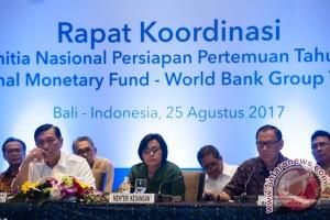 Luhut: tak ada yang tunggangi pertemuan IMF-BD