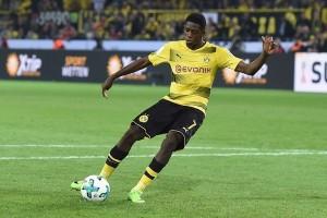 Barcelona sepakati transfer Dembele dari Dortmund