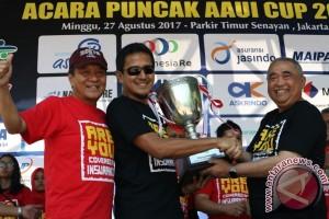 Indonesia Re kembali torehkan prestasi dengan menjadi juara umum AAUI Cup 2017
