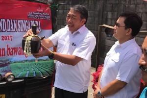 Indonesia kembali ekspor bawang merah ke Thailand dan Singapura