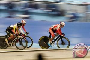 SEA Games 2017 - Indonesia kejutkan lawan balap sepeda