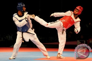 SEA Games 2017 - Dinggo sumbang perak taekwondo di Kyorugi