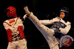 SEA Games 2017 - Shaleha raih perak taekwondo kelas -62kg