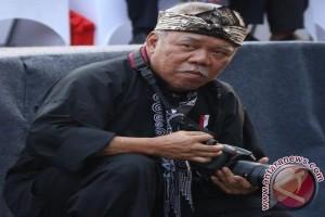 Dampingi Presiden di Karnaval Kemerdekaan, Menteri Basuki ikut jadi fotografer