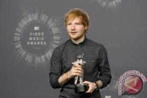 Sebagian konser Ed Sheeran di Asia dibatalkan