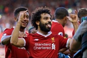 Liverpool vs Burnley sama kuat 1-1 di babak pertama