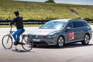 Tekan angka kecelakan, Bosch lahirkan sistem baru pendeteksi pesepeda