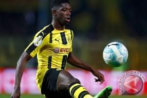 Demi Barcelona, Dembele sengaja lewatkan latihan Dortmund