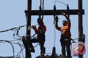 Pemeliharaan periodik listrik Gorontalo sebabkan pemadaman sementara
