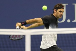Federer tundukkan Tiafoe untuk melaju ke putaran kedua