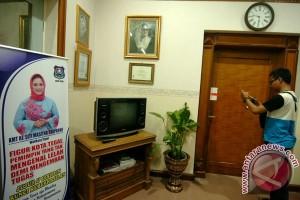 KPK Segel Kantor Wali Kota tegal