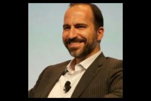 Uber resmi angkat bos baru Dara Khosrowshahi