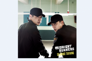 """Midnight Runners"": aksi duo calon polisi kocak berlari demi orang lain"