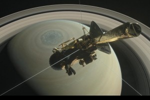 Cassini akan terjun ke Saturnus setelah misi 13 tahun