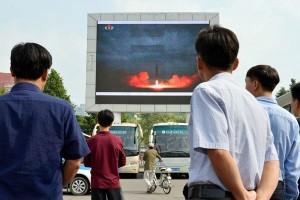 Pentagon: Korut luncurkan rudal balistik jarak menengah