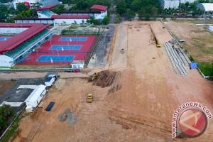 Renovasi arena Asian Games 2018 selesai Desember