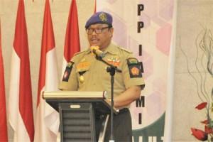MPR sosialisasikan empat pilar kepada resimen mahasiswa