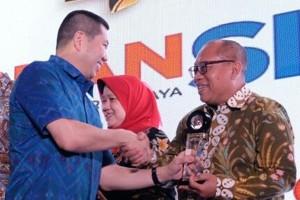 Media apresiasi gerakan peduli pekerja rentan BPJS-TK