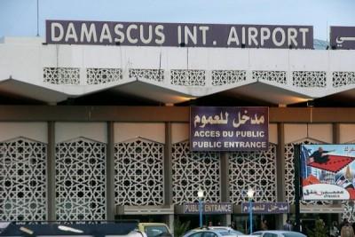 Israel diduga terlibat serangan roket di kawasan bandara Damaskus