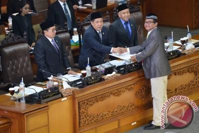 DPR setujui laporan Pansus Angket KPK