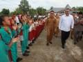 Kunjungan Menteri Desa
