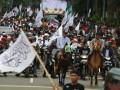 Aksi Parade Tauhid