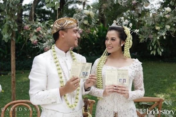 Raisa dan Hamish menikah