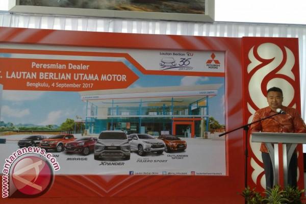 Mitsubishi tambah diler kendaraan penumpang di Bengkulu