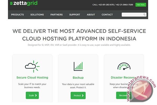 Zettagrid Masuk Pasar Cloud Indonesia
