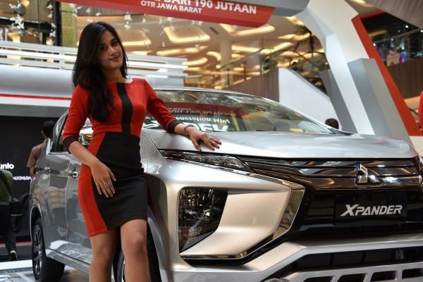 Mitsubishi Xpander meluncur di Bandung, ini harganya