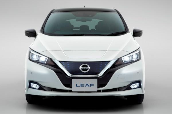 Nissan LEAF segera produksi di Inggris-AS