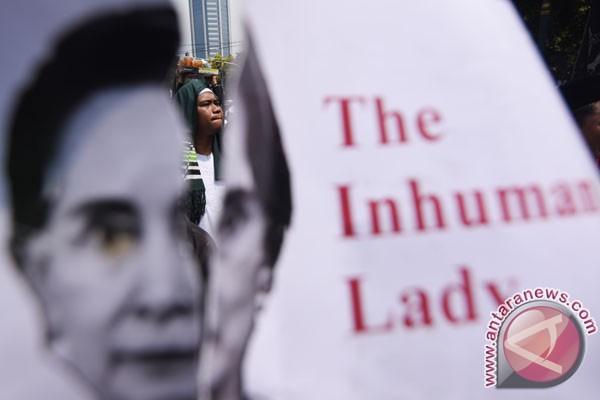 Dunia menanti Suu Kyi dalam rekonsiliasi Rohingya-Myanmar