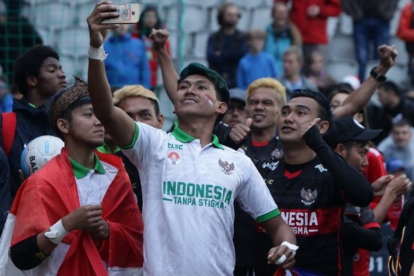 Indonesia ranks fifth in HWC Oslo