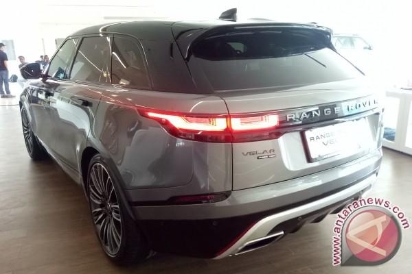 Baru diluncurkan, 35 unit Range Rover Velar terjual