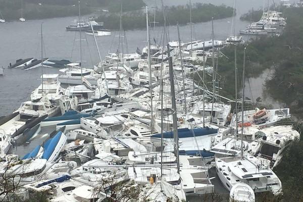 Pemerintah berupaya evakuasi WNI korban Badai Irma