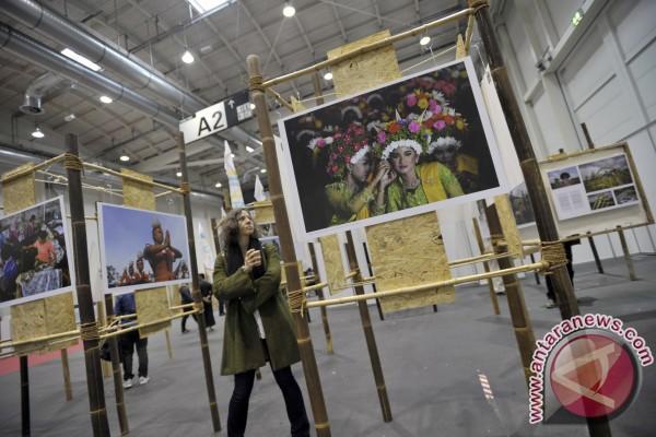 Kisah Ibu karya pewarta ANTARA FOTO dipamerkan di Hamburg