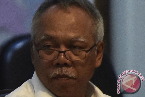 Menteri Basuki : belum perlu hujan buatan hadapi kemarau