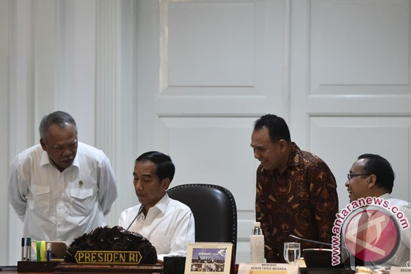 Presiden siapkan langkah-langkah atasi kekeringan