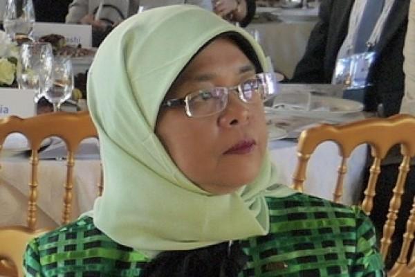 Singapura akan punya presiden perempuan pertama