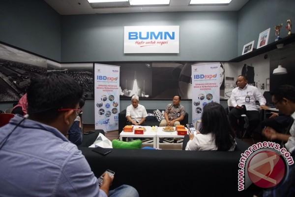 IBDExpo 2017, ajang BUMN pamerkan