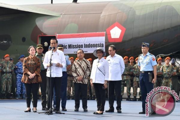 Menko PMK: Indonesia Bergotong Royong Memberi Bantuan Kemanusiaan Untuk Rohingya