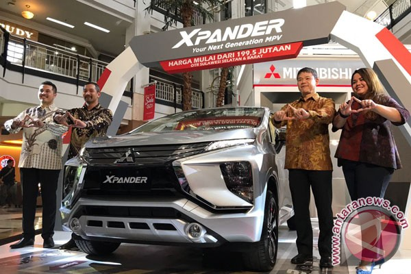 Pesanan Mitsubishi Xpander tembus 15.000 unit