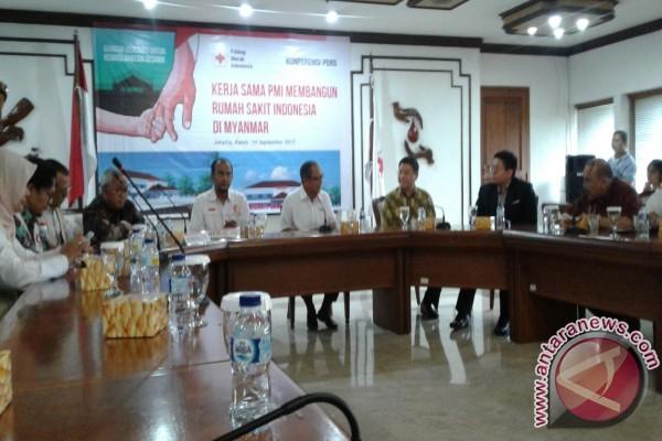 PMI : Indonesia akan bangun rumah sakit di Myanmar