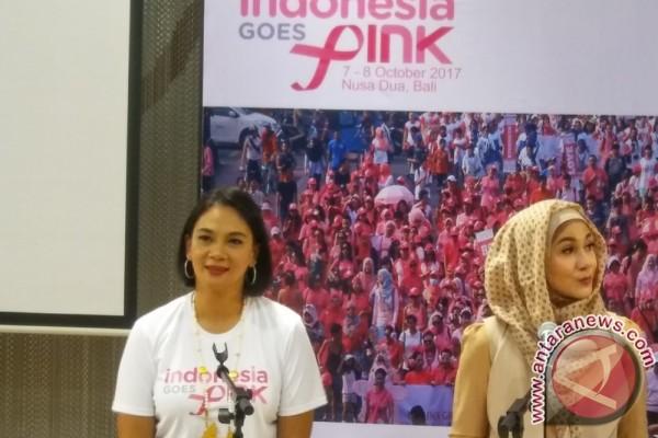 Dian Nitami sebarkan energi positif