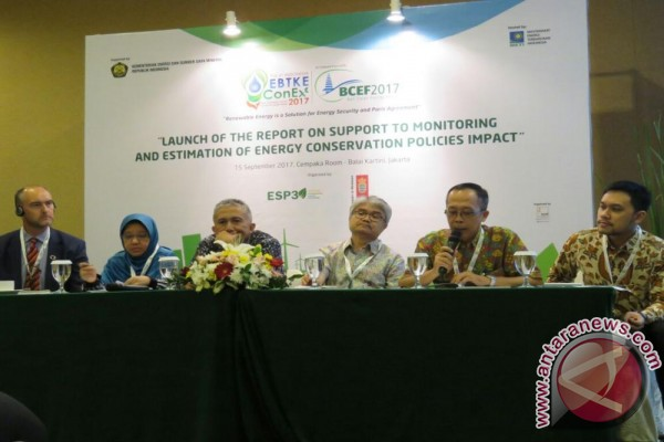 Launch of the report on Support to Monitoring and Estimation of Energy Conservation Policies Impact