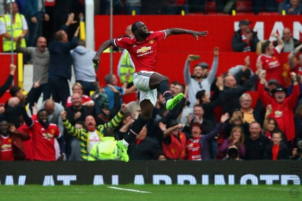 Lukaku akui selebrasi golnya untuk mengolok-olok fans Everton